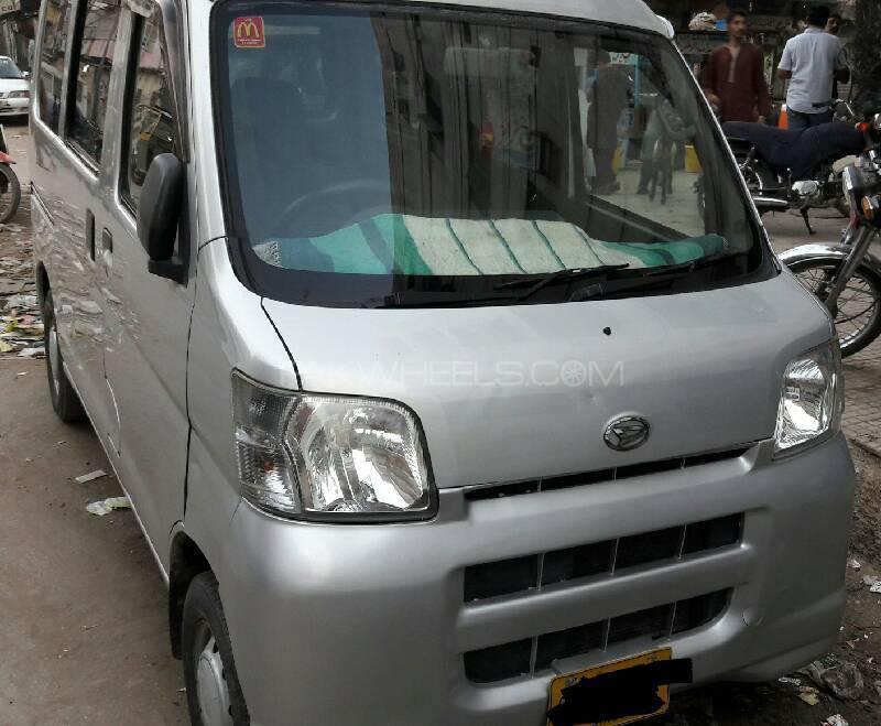 Daihatsu Hijet 2006 Image-1