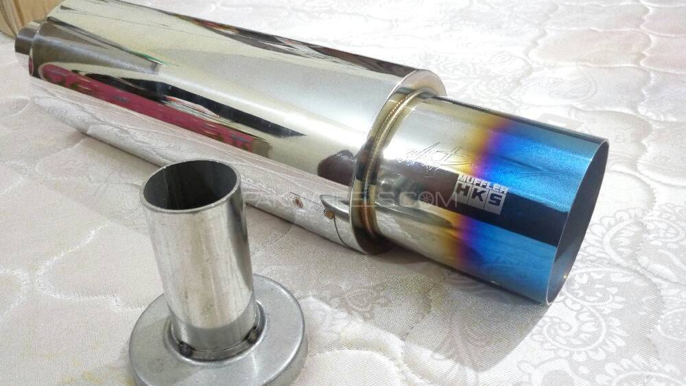 HKS JASMA exhaust Image-1