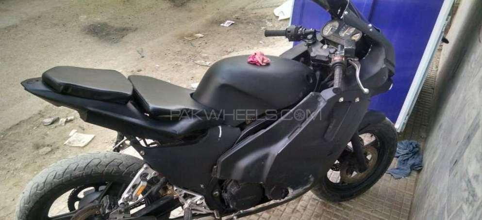 Honda CBX 1977 Image-1