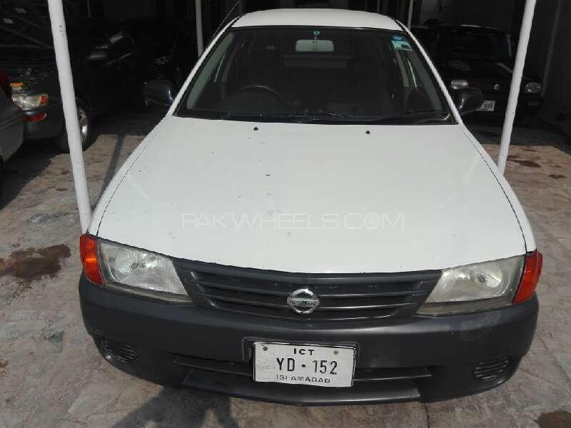 Nissan AD Van 1.5 2006 Image-1