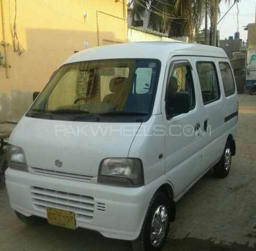 Suzuki Every GA 2004 Image-1