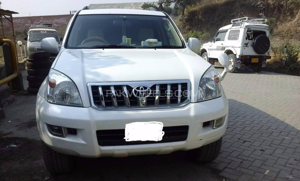 Toyota Prado TX Limited 3.4 2003 Image-1