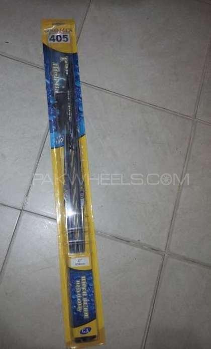 Wiper blade set 22 inch universal Image-1