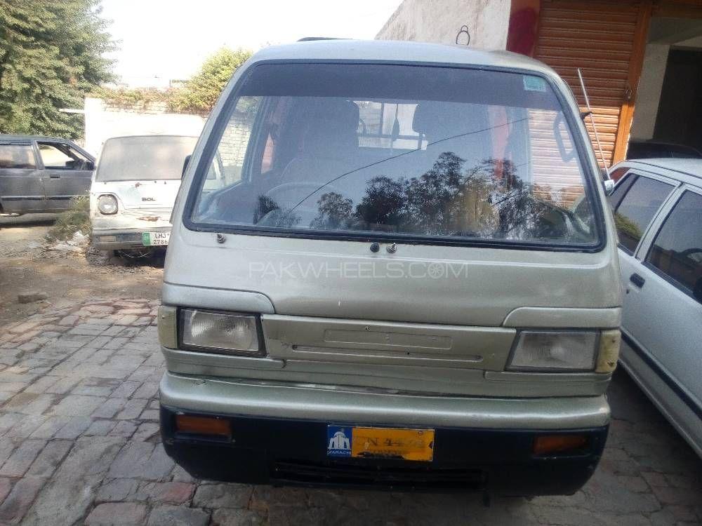 Changan Gilgit Base Grade 2004 Image-1
