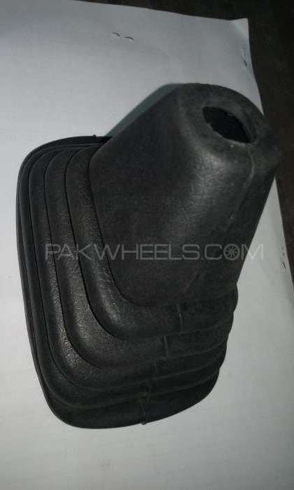 Gear lever boot for suzuki cultus imported Image-1