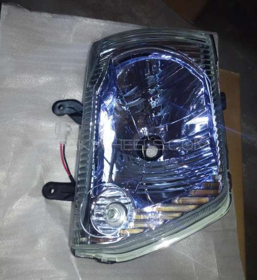 Head lamp suzuki mehran thai made 1400 pc Image-1