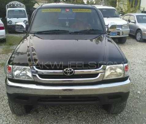 Toyota Hilux Tiger 2003 Image-1