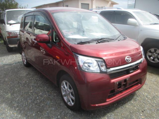 Daihatsu Move X Limited 2014 Image-1