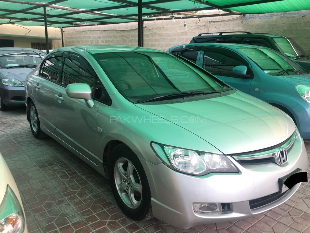 honda civic vti prosmatec 1 8 i vtec 2009 for sale in islamabad pakwheels. Black Bedroom Furniture Sets. Home Design Ideas