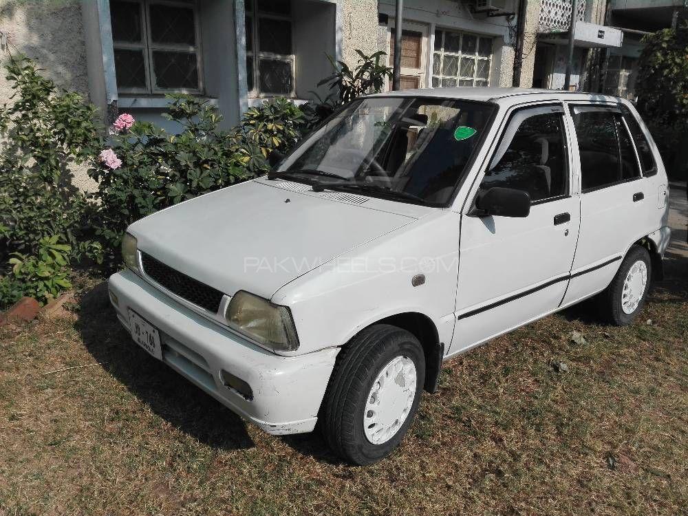 Suzuki Mehran 2005 Image-1