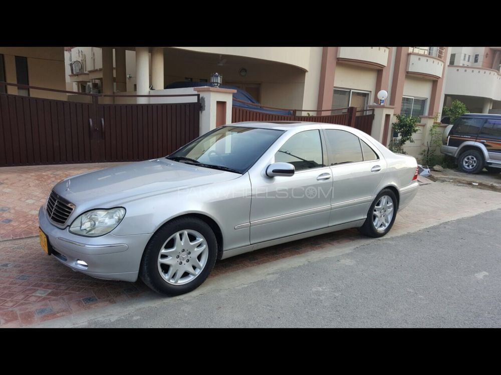 Mercedes Benz S Class S 320 2000 For Sale In Lahore