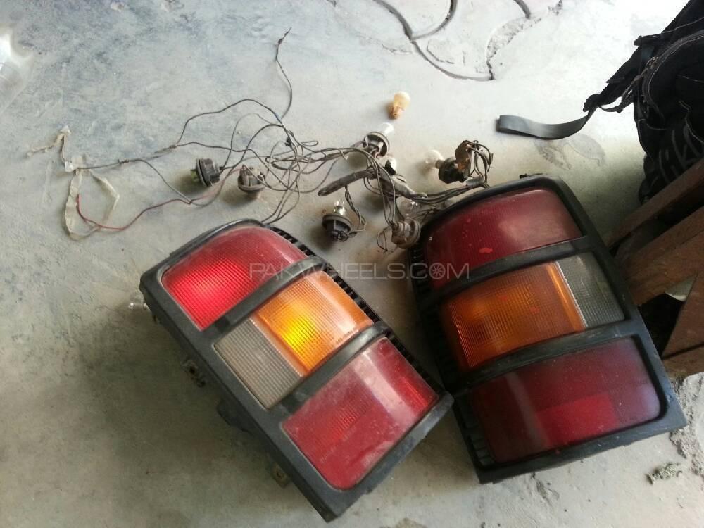 Mitsubishi Pajero Lights Image-1