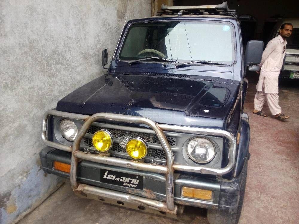 Suzuki Jimny Sierra BASEGRADE 1988 Image-1