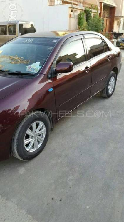 Toyota Corolla G L Package 1.5 2003 Image-1
