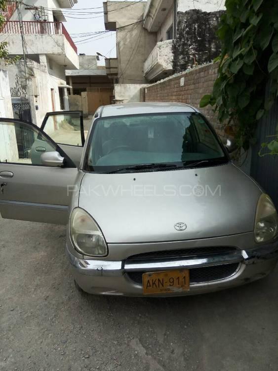 Toyota Duet S 2000 Image-1
