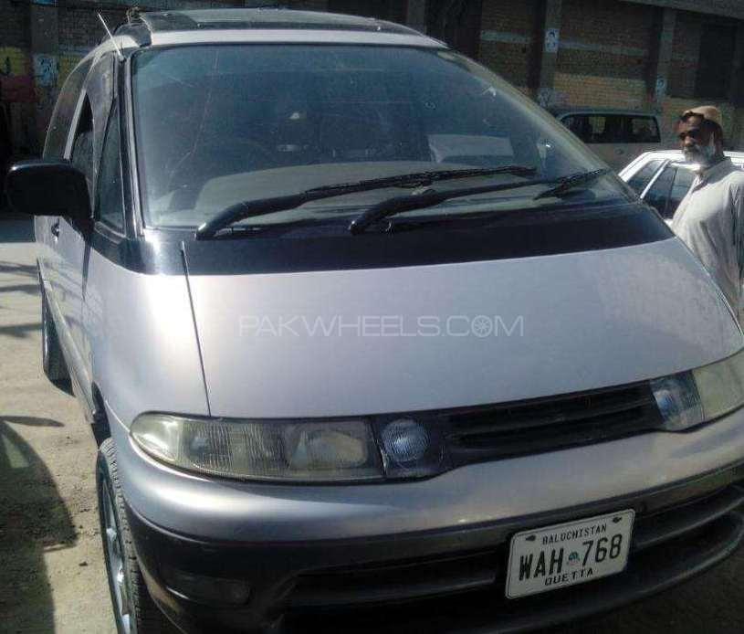 Toyota Lucida 1993 Image-1