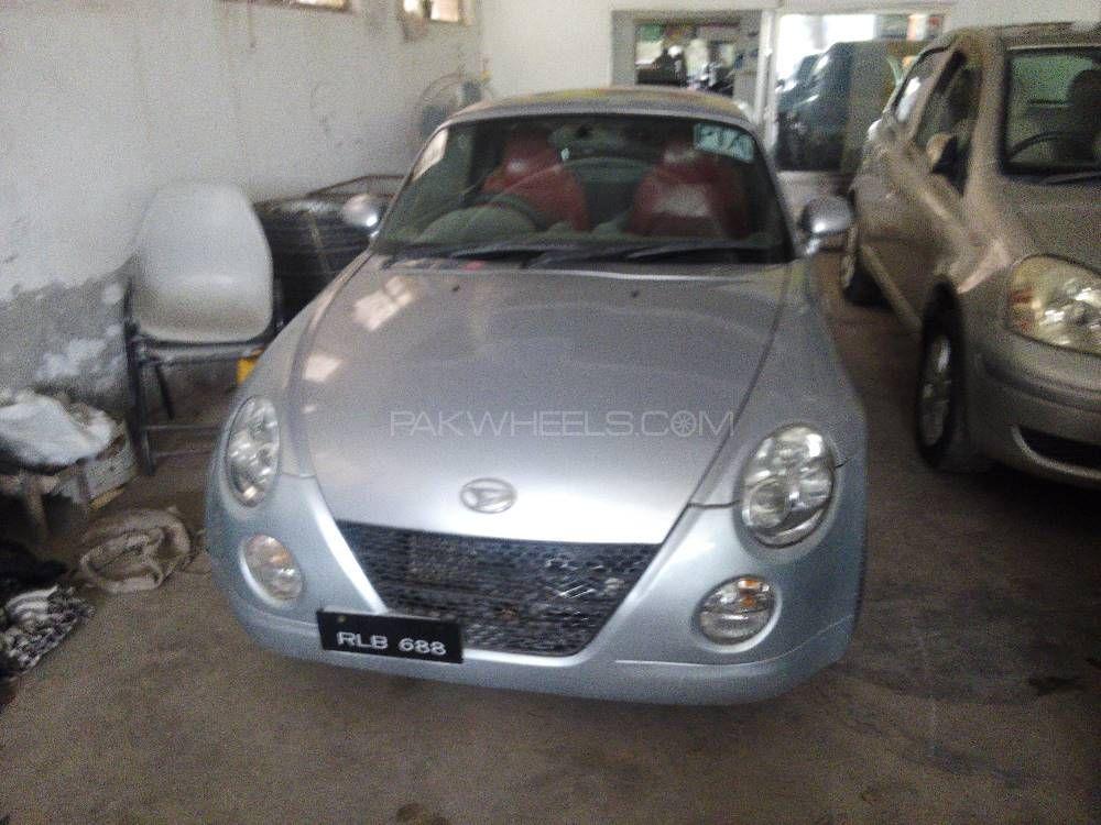 Daihatsu Copen Active Top 2004 Image-1