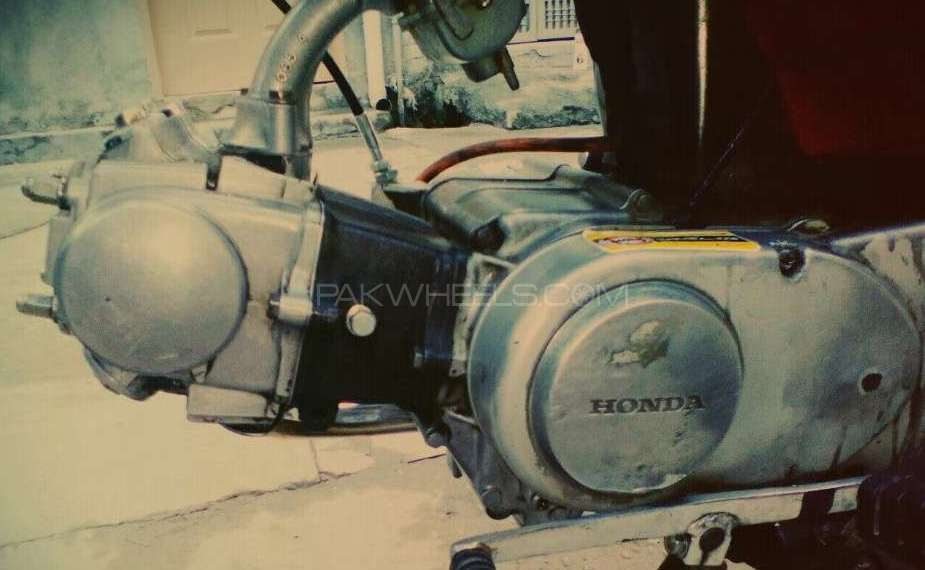 Honda CD 70 1991 Image-1