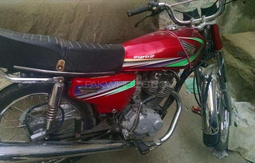Honda CG 125 2004 Image-1