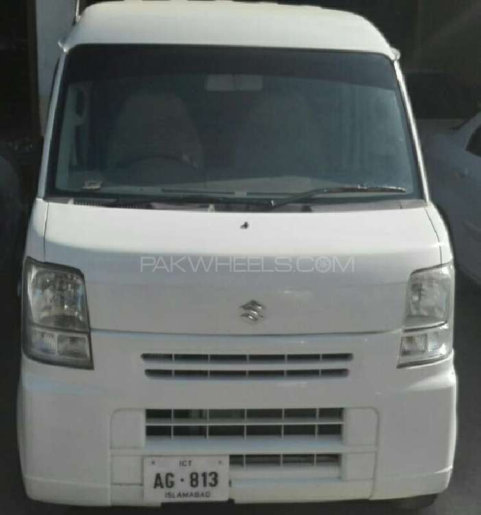 Suzuki Every GA 2008 Image-1