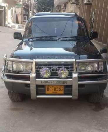 Toyota Land Cruiser VX Limited 4.2D 1996 Image-1