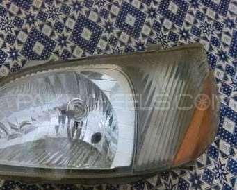 Toyota platz front lights total genuine Image-1