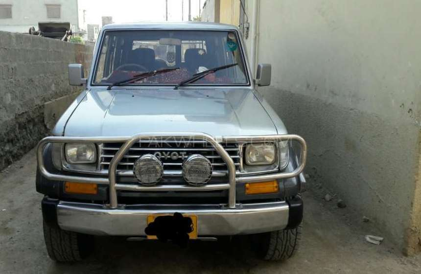 Toyota Prado 1992 Image-1
