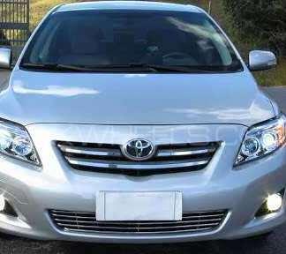 Corolla 2009 set Image-1