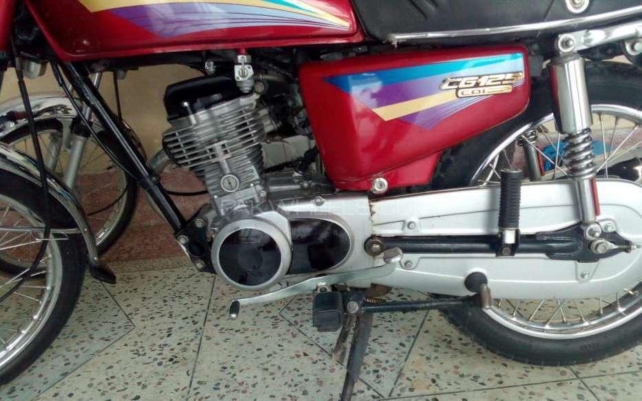 Honda CG 125 2005 Image-1