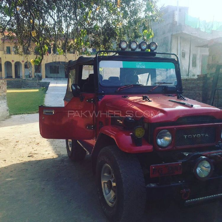 Jeep Other 1984 Image-1