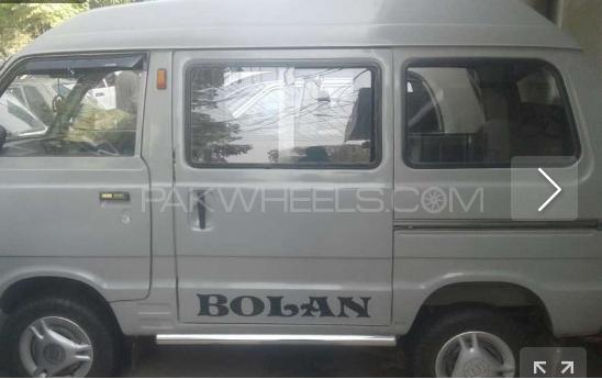 Suzuki Bolan VX 2002 Image-1