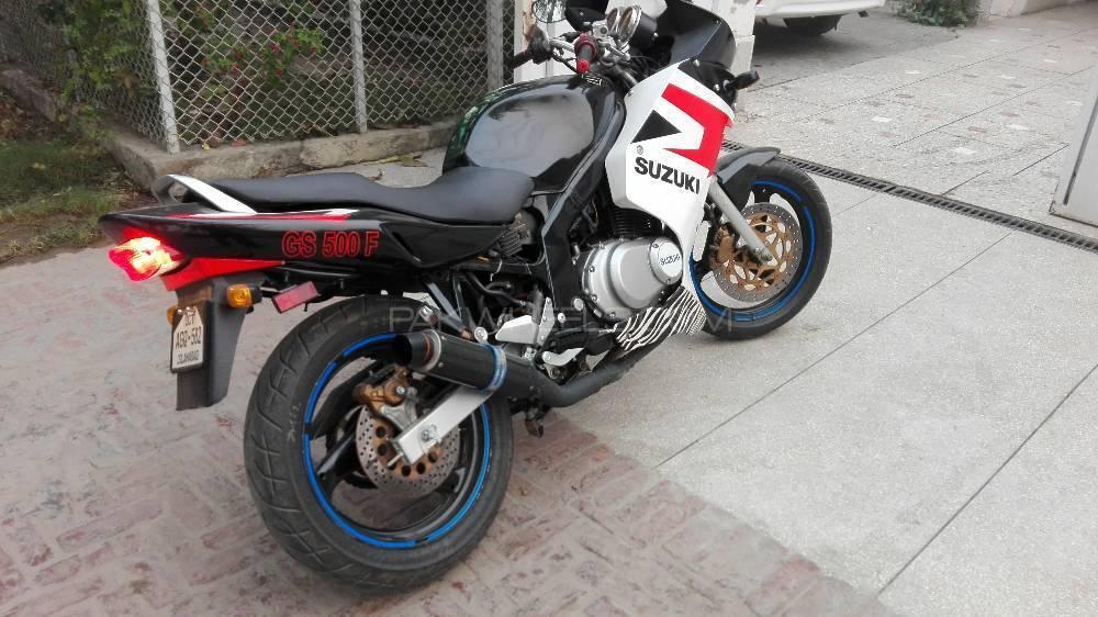 Suzuki GS500F 2004 Image-1