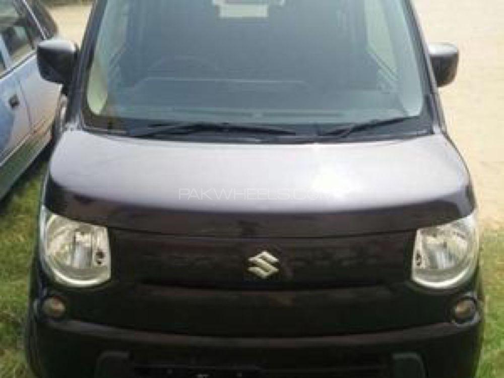 Suzuki MR Wagon 10TH ANNIVERSARY LIMITED 2012 Image-1