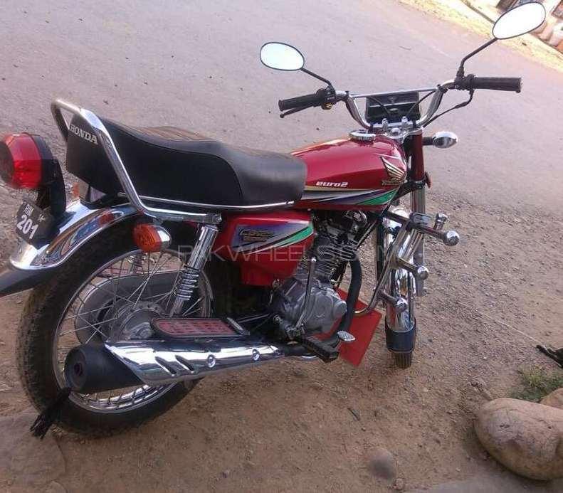 Honda CG 125 2014 Image-1
