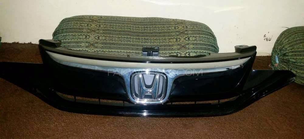 Honda Fit grill new model Image-1