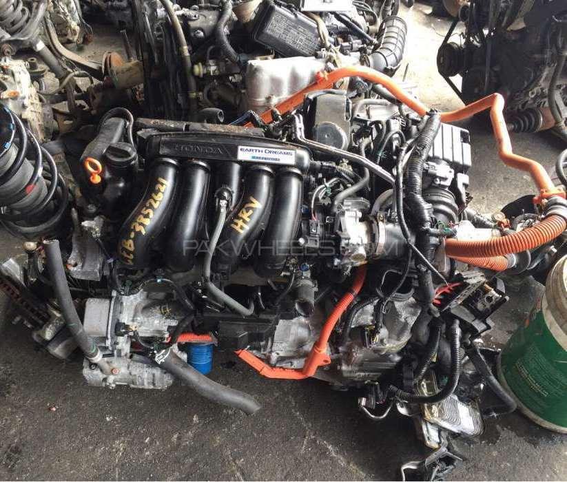 Honda Vezel 1500cc Image-1