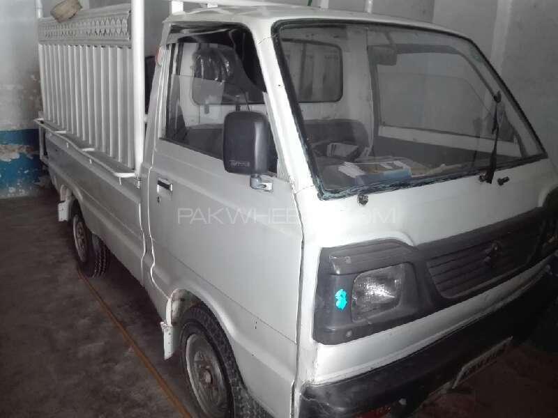 Suzuki Carry Standard 1987 Image-1