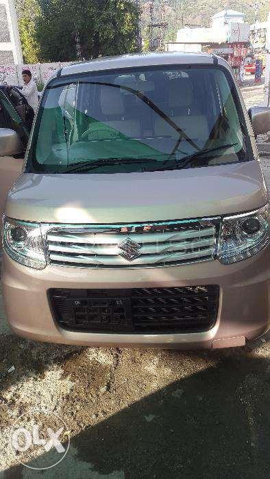Suzuki MR Wagon ECO-X 2013 Image-1