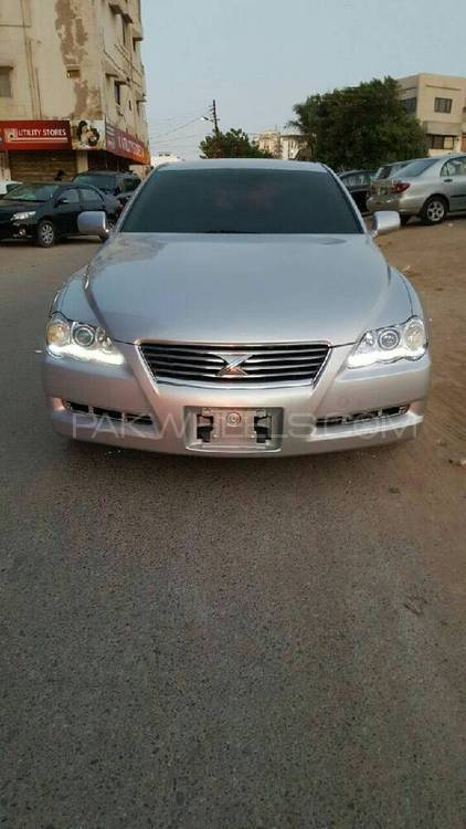 Toyota Mark X 250G F Package 2004 Image-1