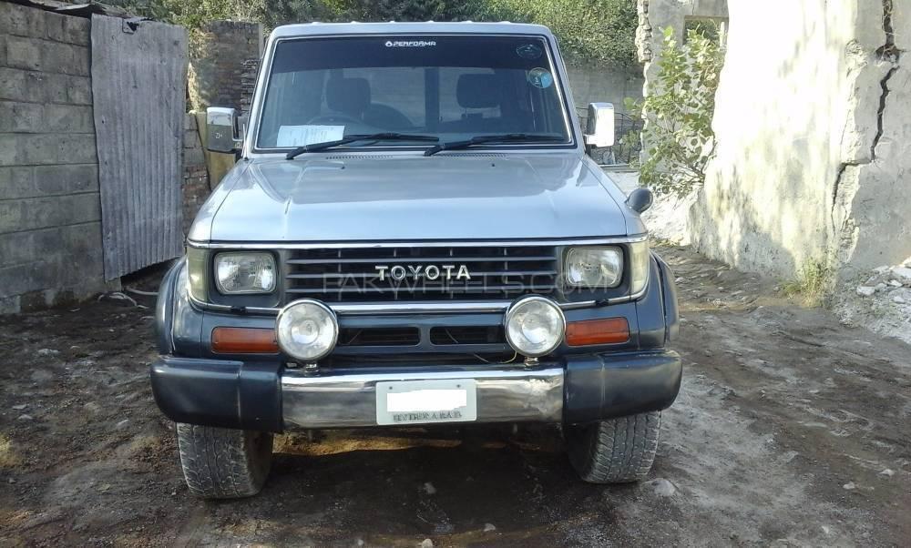 Toyota Prado TX 3.0D 1992 Image-1