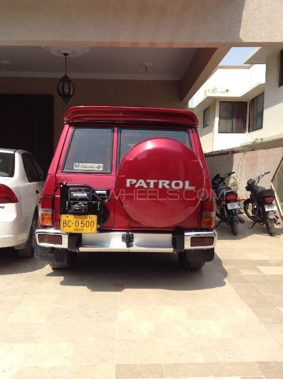 Nissan Patrol 1994 Image-1