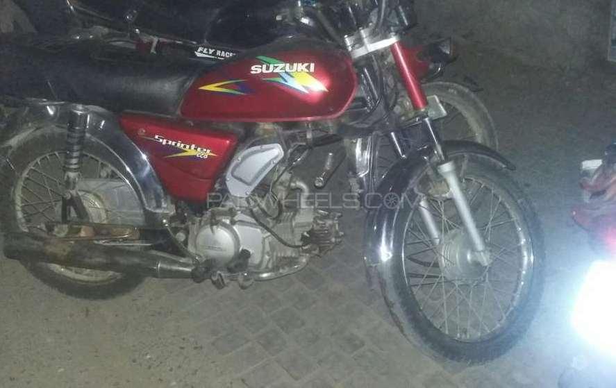 Suzuki Sprinter 2007 Image-1