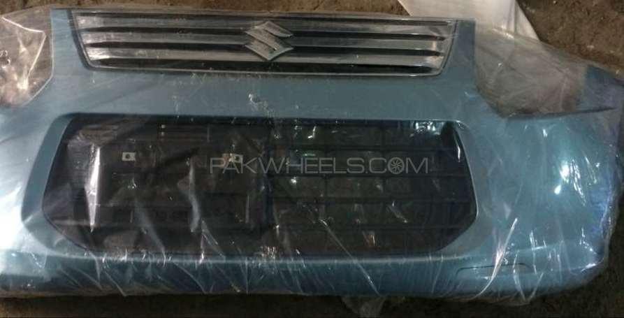 Suzuki Wagon R MH34 2013 complete bumper Image-1