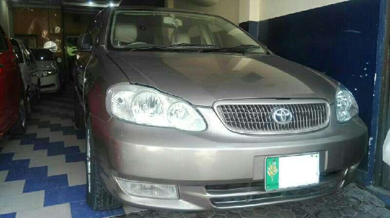 Toyota Corolla GLi Limited Edition 1.3 VVTi 2008 Image-1