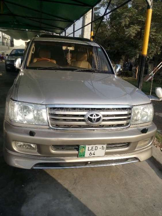 Toyota Land Cruiser VX Limited 4.2D 2000 Image-1
