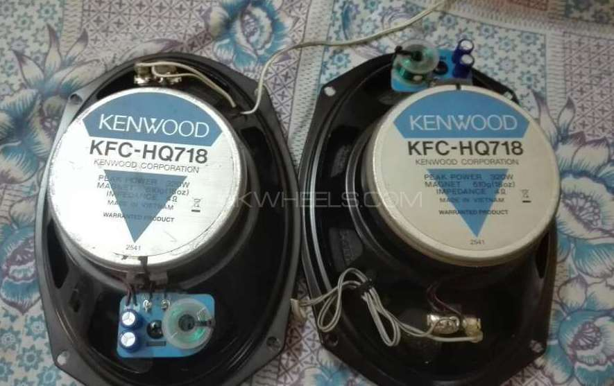 718 kenwood speaker Image-1