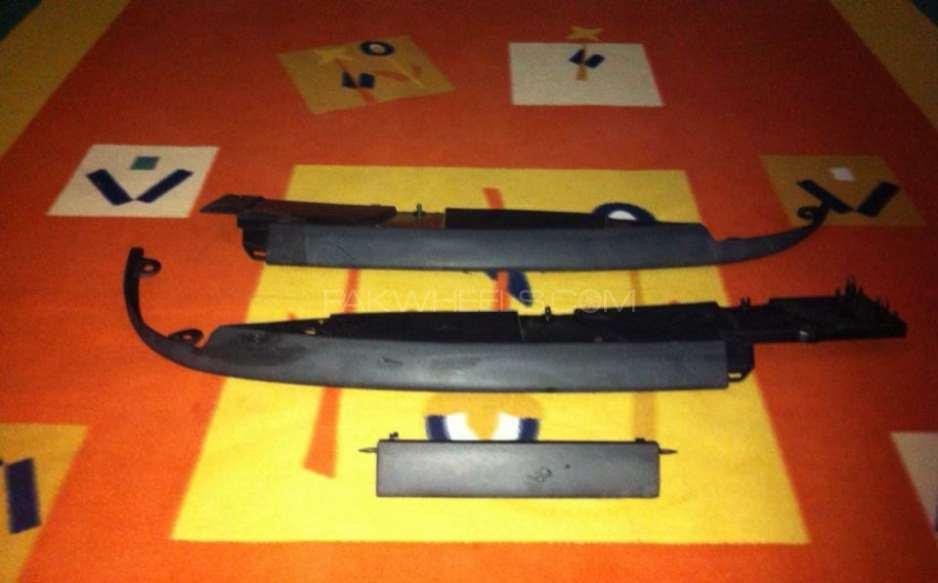 Ae101 gt bumper lip Image-1