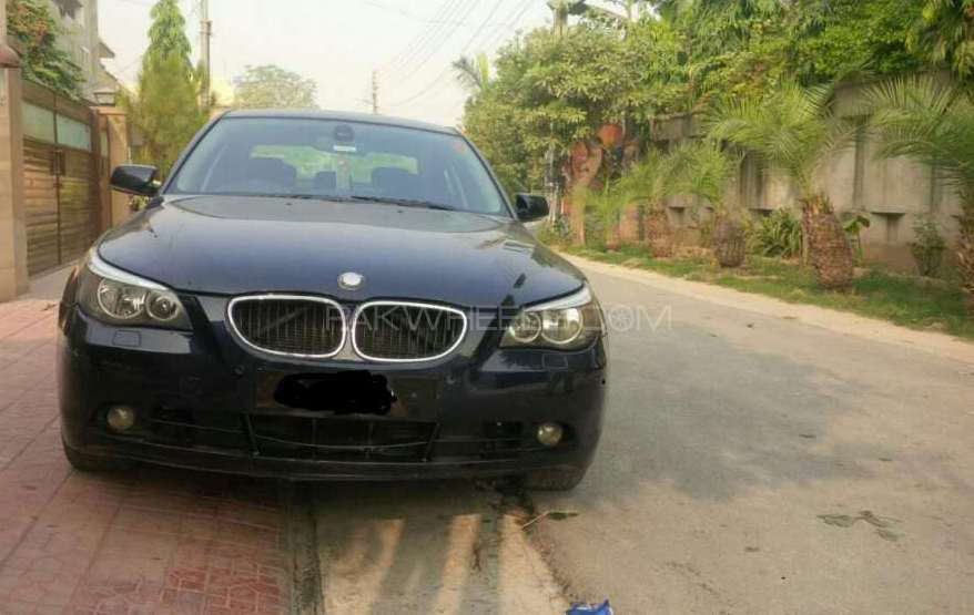 BMW 5 Series 520d 2006 Image-1