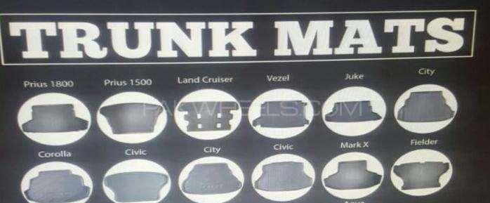 Car Trunk Trays Image-1