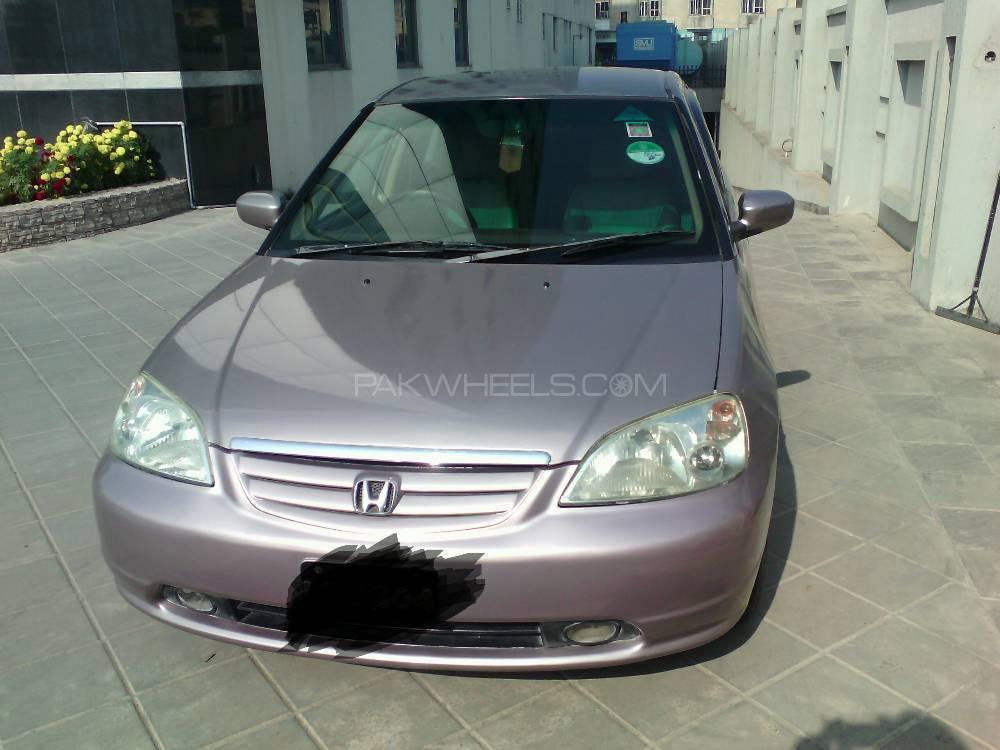 Honda Civic VTi 1.6 2004 Image-1